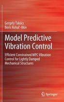 Model Predictive Vibration Control