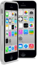 PURO Apple iPhone 5C Bumper Case - Transparant Wit