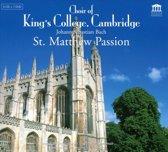 Choir Of King's College, Cambridge - St. Matthew Passion