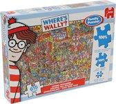 Jumbo familiepuzzel Waar is Wally? Levend Speelgoed 615 stukjes