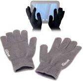 iGlove Touchscreen handschoenen (touch gloves), Donker grijs
