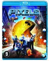 Pixels (blu-ray)