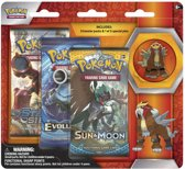 Pokemon Entei Collector's Pin 3-pack blister