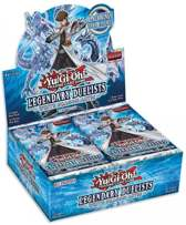 Yu-Gi-Oh! - Legendary Duelists: White Dragon Abyss Sealed Booster Box - 36 Pakjes Engels