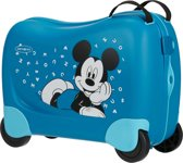 Samsonite Ride-on Kinderkoffer - Dream Rider Disney Suitcase Disney Mickey Letters