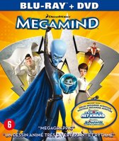 Megamind (Blu-ray+Dvd Combopack)