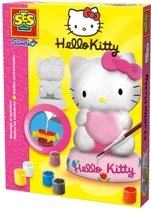 Ses Gips Gieten - Hello Kitty
