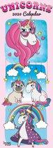 Unicorns Kalender 2020 Slimline
