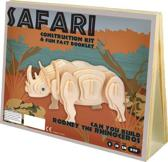 Animal Construction Kit - Safari Rodney Rhino