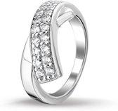 Tomylo Zilveren ring maat 15