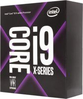 Intel Core ® ™ i9-7980XE Extreme Edition Processor (24.75M Cache, up to 4.20 GHz) 2.6GHz 24.75MB Smart Cache Box processor