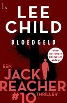 Boekomslag van 'Jack Reacher 10 - Bloedgeld'