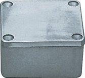 Fixapart BOX G104 Aluminium behuizing 64 x 58 x 35 mm