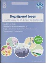 Begrijpend lezen Oefenboek Deel 2 groep 8 M8/E8 Geschikt voor de LVS-toets 3.0 (M8) en de Cito Eindtoets (E8)