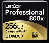 Lexar Professional UDMA CompactFlash kaart 256 GB