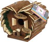 Buzzy® Birds Love Birds - Nestkast - boomschors