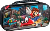 Bigben Official Licensed Super Mario Odyssey Beschermhoes - Nintendo Switch - Zwart