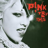 CD cover van Try This van Pink