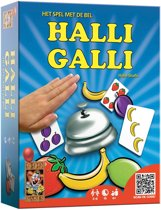 Afbeelding van Halli Galli - Kaartspel speelgoed