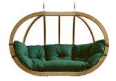 Amazonas Hangstoel Globo Royal Chair Green Weatherproof