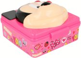 Minnie Mouse 3D broodtrommel/Lunchbox