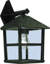 Fin-Motion buitenlamp - wandmodel - type 21046 - kleur groen