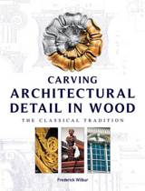 Carving Architectural Detail in Wood