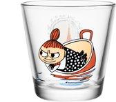 Iittala Moomin Glas - 21Cl - Little My Aan Het Drijven