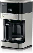 Braun KF7120 BK - Koffiezetapparaat