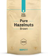 Body & Fit Superfoods Pure Hazelnoten bruin - 500 gram
