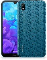 Huawei Y5 (2019) TPU bumper Stripes Dots