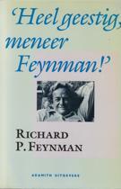 Heel geestig meneer Feynman