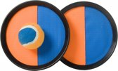 Catch Ball set - Scratch super grip - Oranje/Blauw