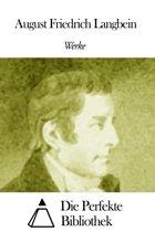 Werke von August Friedrich Langbein