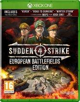 Sudden Strike 4 European Battlefields - Xbox One