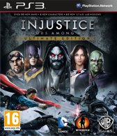 Injustice: Gods Among Us (GOTY Edition) PS3