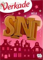 Verkade SINT Chocoladeletter - Melk - 18 x 135 gram