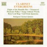 Clarinet Evergreens / Budapest Clarinet Quintet