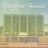In the Beginning: Live at the Lincoln Center