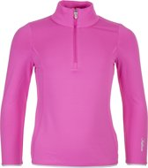 Falcon Flashlight Wintersportpully - Maat 152  - Unisex - roze/wit