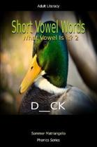 Short Vowel Words: What Vowel Is It? 2
