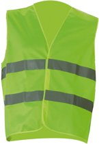 Verkeersvest Economy 0115 fluo geel maat L/XL