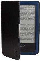 Gecko Covers Slimfit Beschermhoes voor Pocketbook Aqua - zwart