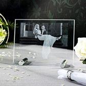 2D Foto in glas - groot