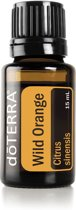 doTERRA Wild Orange (Wilde Sinaasappel) | 15ml | Etherische olie