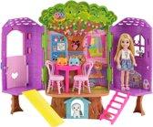 Barbie Chelsea Boomhuis Speelset