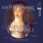 Complete Piano Trios Vol.2: Trio Op