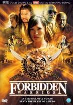 Forbidden Warrior (dvd)