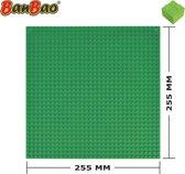 BanBao Groene Basisplaat - 8482