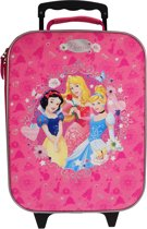 "Disney PRINCESS Trolley Koffer ""Trust Your Heart"""" Vakantie Logeren Lief"